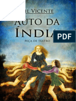 Auto Da Índia - Gil Vicente