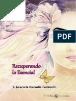 """Presentación y Bienvenida de """"Recuperando lo esencial"""". Marcel Arvea"""