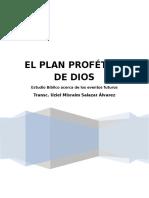 EL PLAN PROFÉTICO DE DIOS