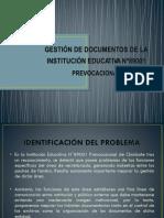 Gestión de Documentos Diapo Final IV