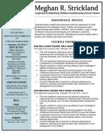 meghan strickland resume  2