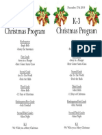 2018 K-3 Christmas Program.pages