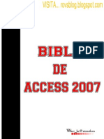 Biblia.de.Access.2007 eBook