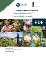 Análisis de Cadenas de Valor en Centroamerica
