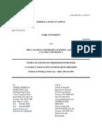 CARL Notice of motion for leave to inttervene in AC v York U FCA.pdf