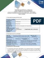 Guía de Actividades y Rúbrica de Evaluación - Pos-Tarea -