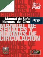 254691172 Manual de Senales y Normas de Circulacion