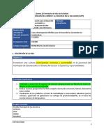 APS - Anexo 2 - Formato de Idea USAID