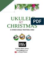 Popurrí Villancicos (Medley, Spanish Ukulele Christmas).pdf