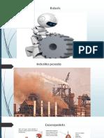 Robots de Manufactura e Industria Pesada01