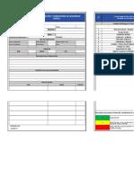 For-SSO-112 Reporte de Actos y Condiciones de Seguridad (RACS)