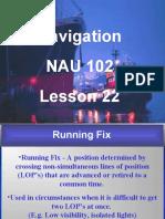 22 Running Fix