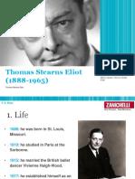 T S Eliot.ppt
