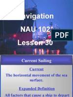 30 Current Sailing