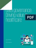 Data Governance Driving Value in Health