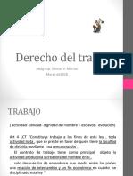 Power Derecho Del Trabajo- Cuestiones Generales - Principios