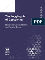 The Juggling Act of Caregiving