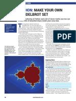 Python - Make your Own Mandelbrot Set.pdf