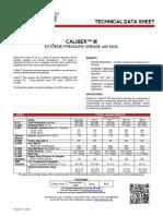 Caliber M TDS 2051