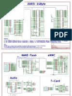 Placa A64-OlinuXino Rev A