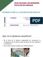 Tema 1 - Introduccion Al Análisis Instrumental