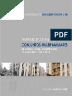 Habitabilidad en los conjuntos multifamiliares de interés social construidos en Cali entre 1990 y 2010