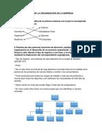 la organizacion en las empresas.docx