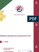 Régimen General de Construcción Civil