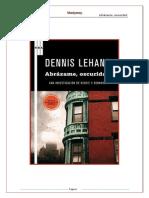 Abrázame, oscuridad (Kenzie y Gennaro 2) - Dennis Lehane.pdf