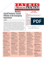2018 Management of Multiply Injured Pediatric Trauma Patients in the Emergency Department.pdf