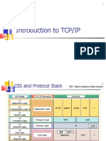 Introduction to TCP-IP