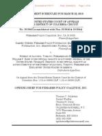 Bumpstock Goldstein Brief