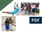 Vestimenta Por Regiones Del Ecuador