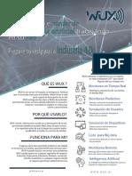 onepager-es - WUX.pdf