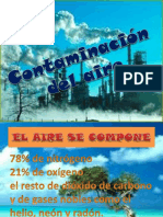 Contaminacion Del Aire Grupo 2