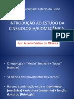 Aula 01-1- Introdução Ao Estudo Da Cinesiologia