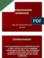 UNIDAD - Contaminación ambiental