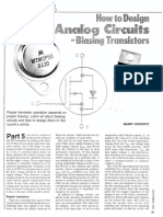 How to Design Analog Circuits-Biasing Transistors.pdf
