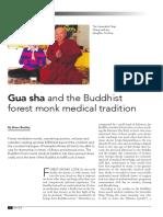 Guasha Forest Monk