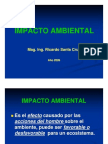 Unidad IMPACTO AMBIENTAL