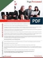 Triunfa en tu Entrevista.pdf