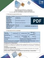 Guía de Actividades y Rúbrica de Evaluación - Paso 1 – Propuesta Del Modelo Dinámico