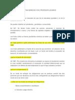 Preguntas de Derecho Civil Chile