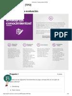 Diseño Evaluación_ Trabajo Práctico 3 [TP3] 65.08