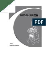 Sonoace x6 User Manual