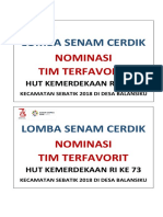nominasi