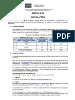 Anexo 02 - Formato de Convocatoria