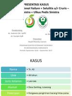 1. Porto Ipd-SepsisAKISelulitisUlkusPedis(Heydi M.lisman)