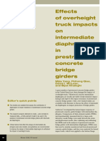 Effects of overheight truck impacts on intermediate diaphragms in prestressed concrete bridge girders.pdf