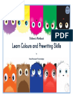 2011-001 Learn Colours and Prewriting Skills (Ages 3-7)